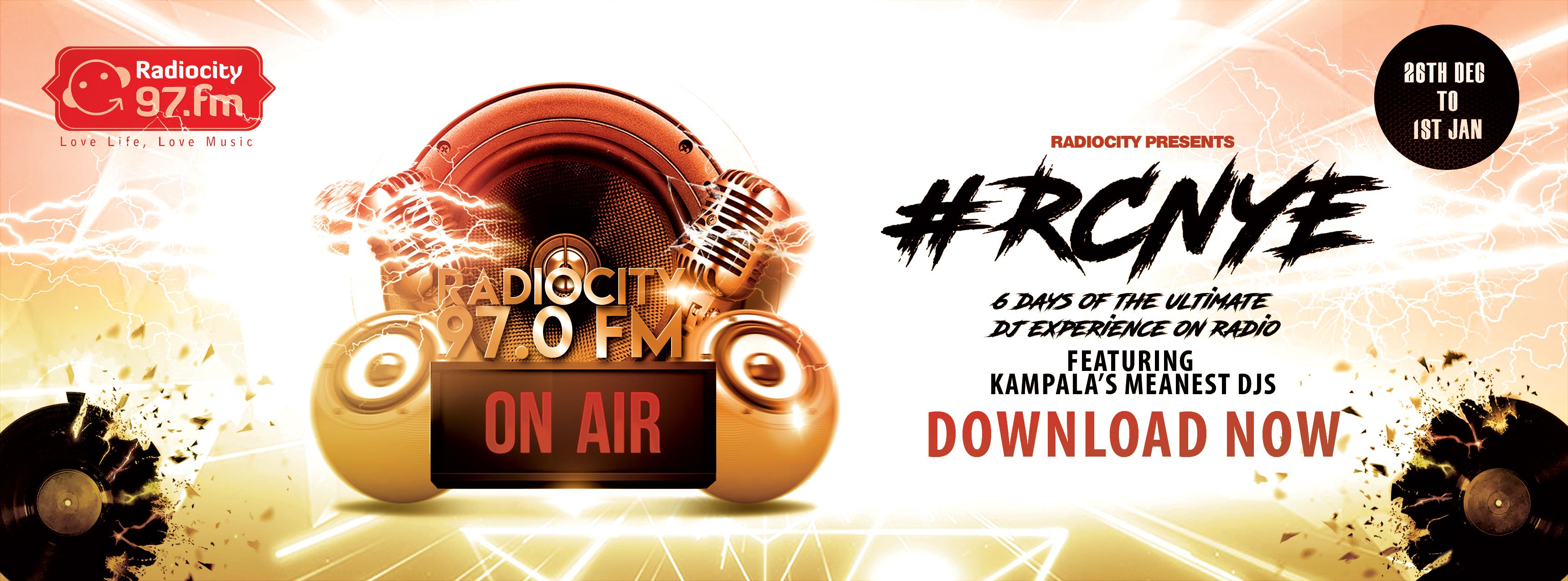 RCNYE DJ Mixes